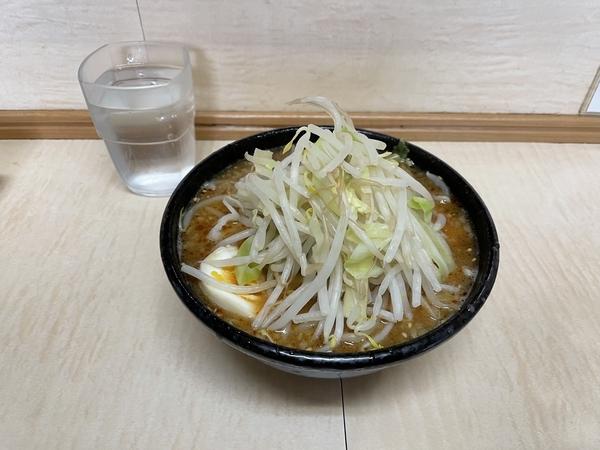 みそ付け麺(汁)