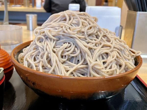 富士山もりの新蕎麦