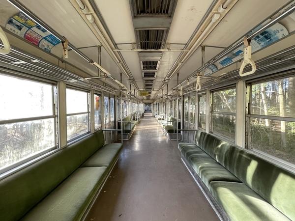 地下鉄車内