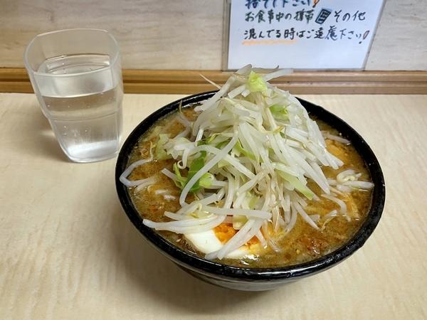みそ付け麺(つけ汁)自動ヤサイ