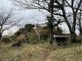 富士塚と稲荷
