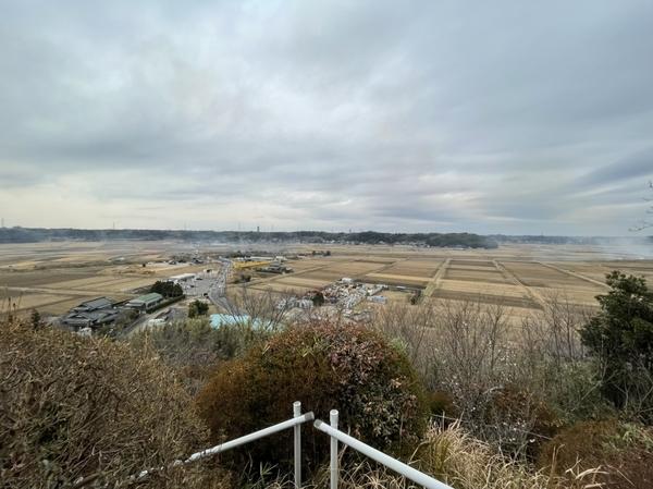 密蔵院からの眺め