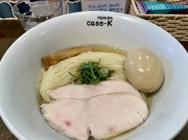 具と麺の丼