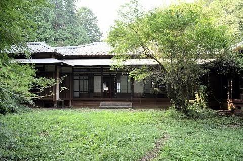 拾い物の旧岩崎家末廣別邸写真1