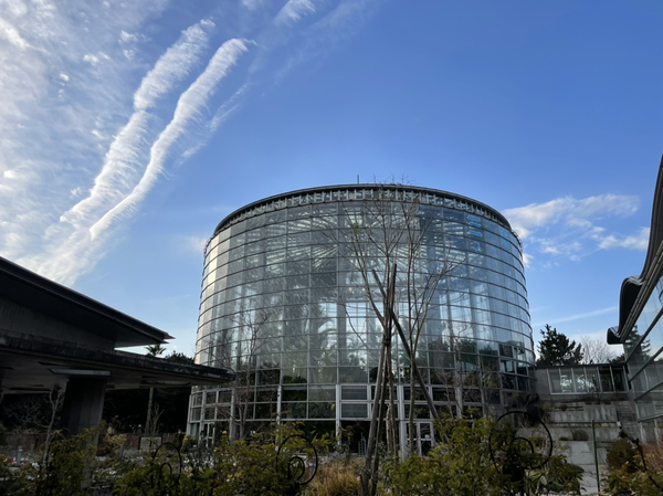 三陽メディアフラワーミュージアム 千葉市花の美術館