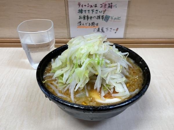 つけ麺(つけ汁)自動ヤサイ