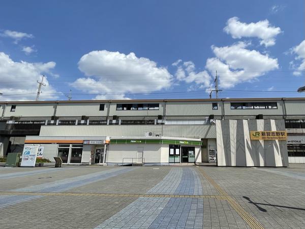 JR新習志野駅