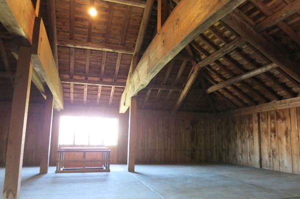 旧甚の丸邸二階2