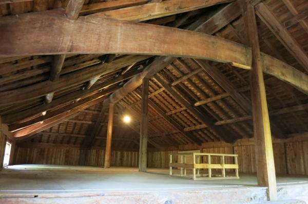 旧甚の丸邸二階1