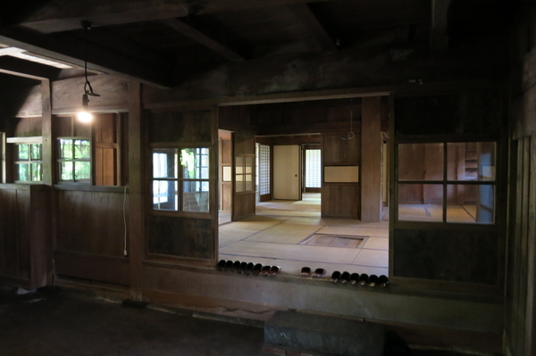 旧甚の丸邸一階
