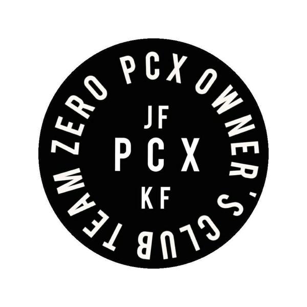 PCX OWNER'S CLUB TEAM ZERO