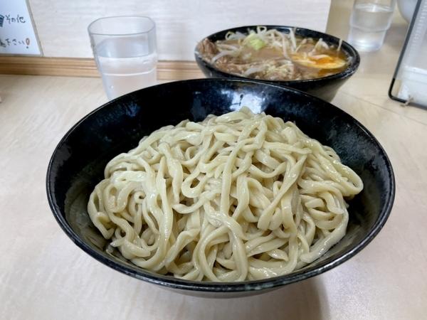 みそ付け麺(麺)