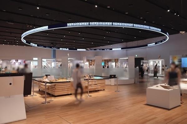 博物館展示室