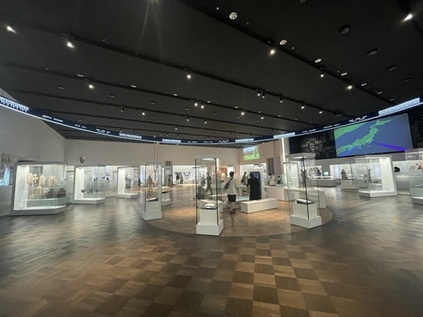 基本展示室
