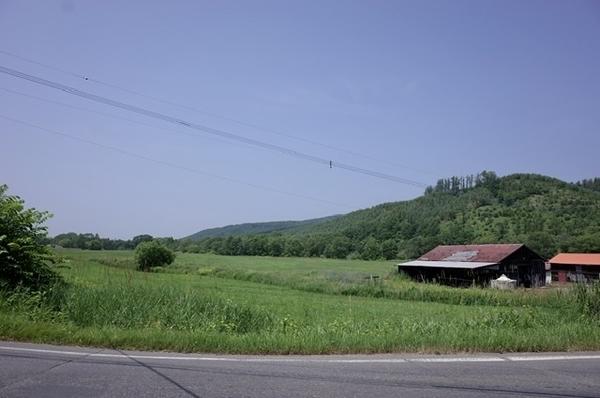 関農場跡地