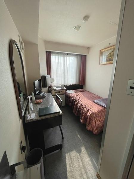 ホテルムサシの部屋