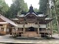御岩神社拝殿