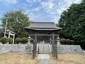 子神社拝殿