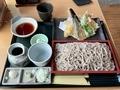 天せいろ(1485円)+大盛(220円)