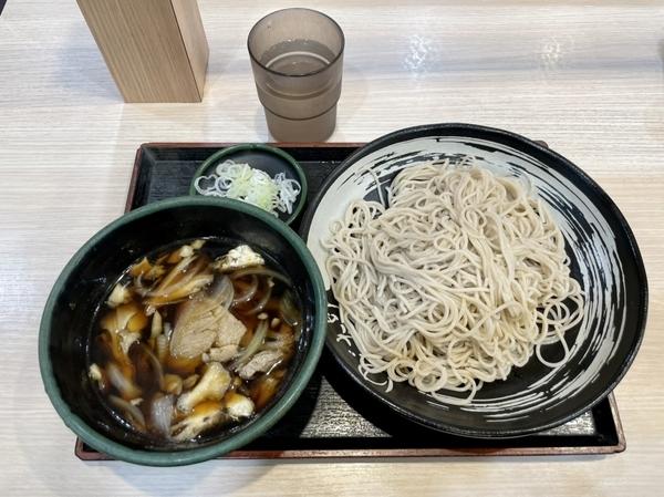 肉舞茸せいろ(580円)