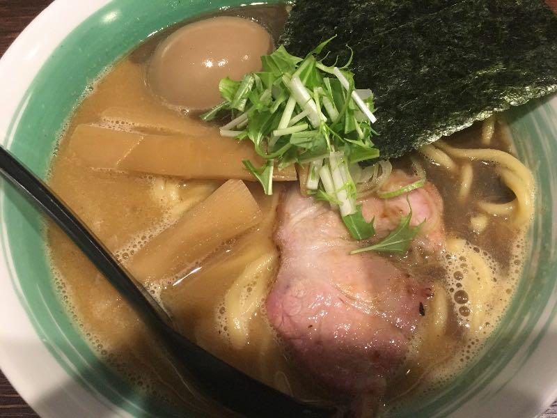 らぁめん+味玉