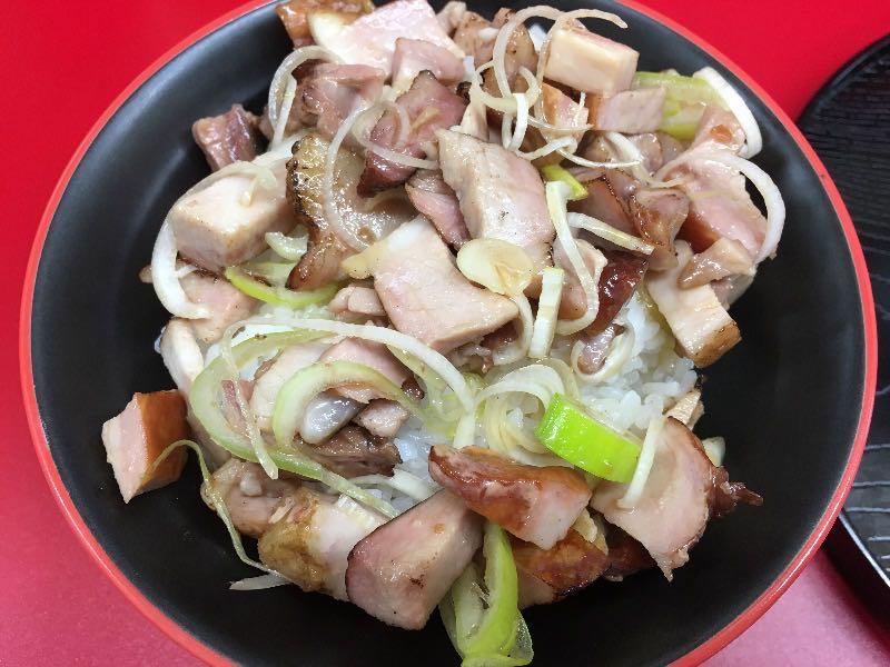 されどまぶし丼(醤油)
