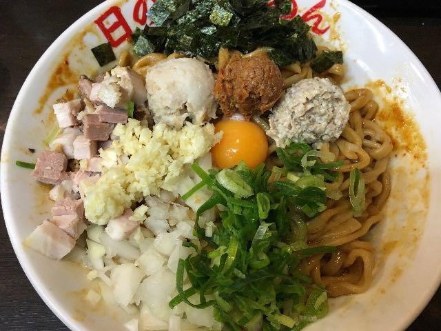辛ガッツ麺DX