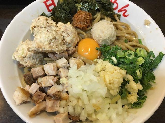 ガッツ麺DX+チャーマヨ