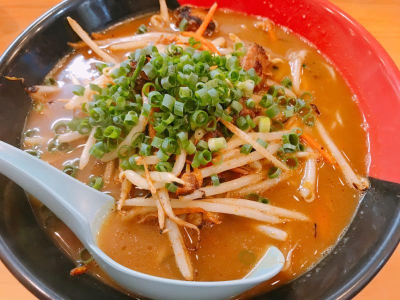 鶏白湯 スパイシーカレー麺Ver.2