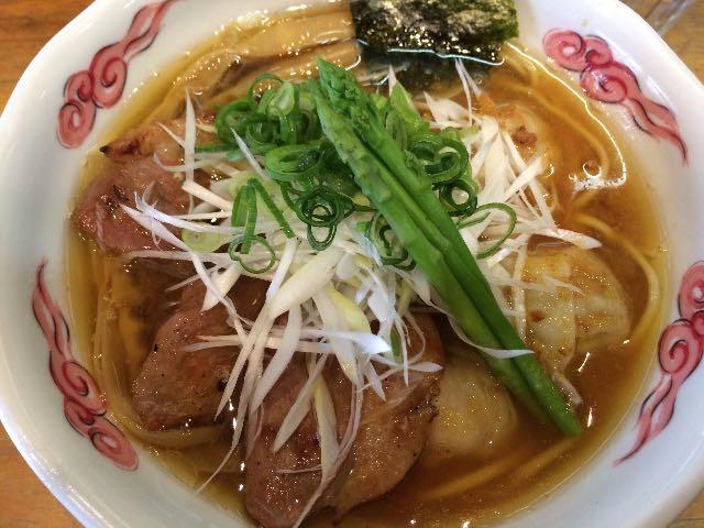 カモエビG麺