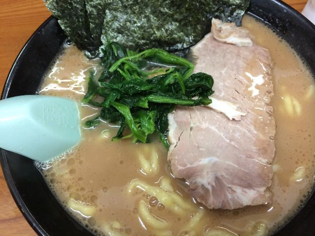らーめん(醤油)
