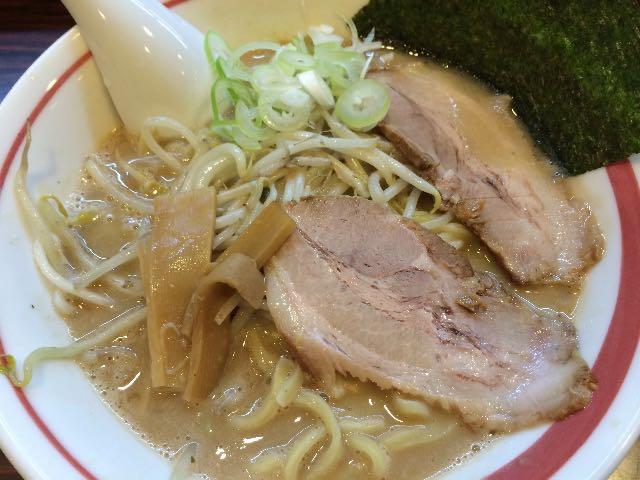 味噌ラーメン(太麺)