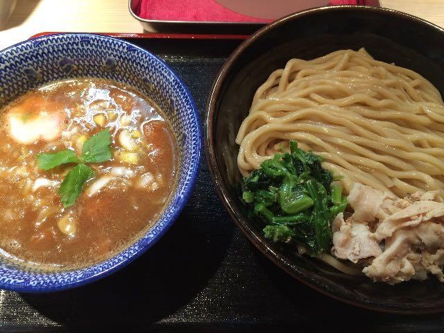 鶴嶺峰つけ麺