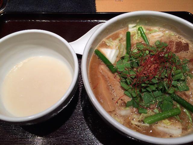 濃厚味噌らぁ麺