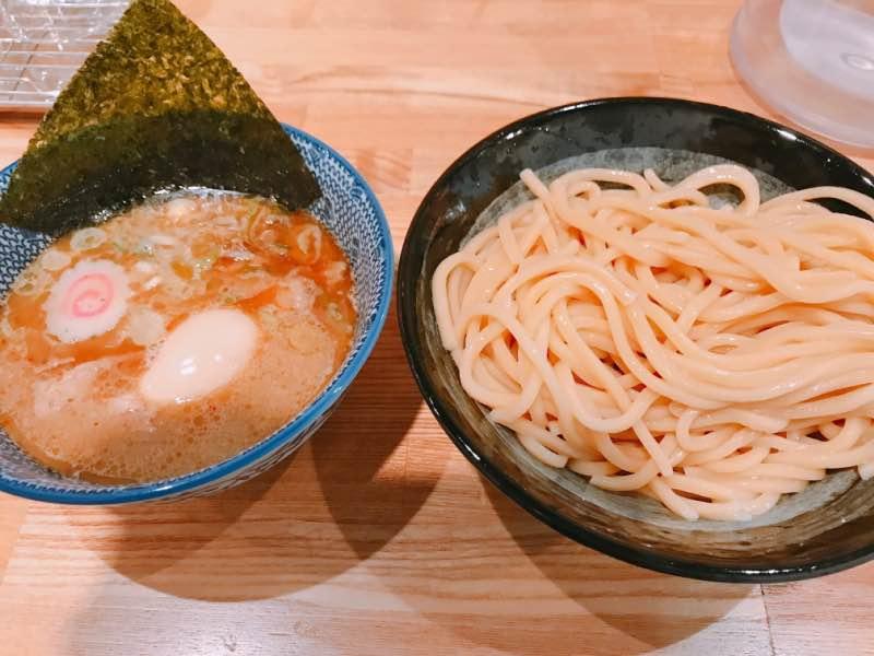 つけ麺(太麺)