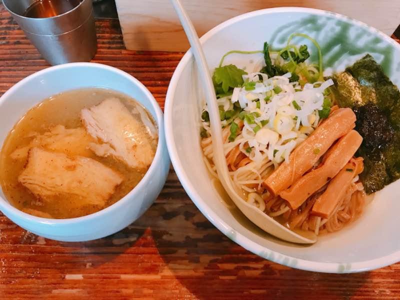 ザ・しおつけ麺