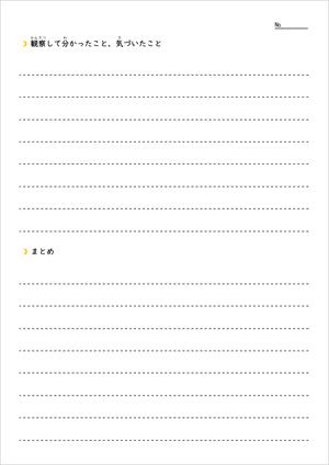 月の観察日記(まとめ)