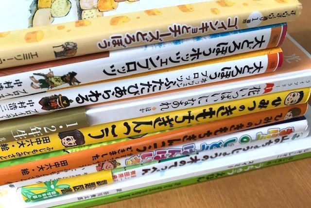 小学生の読書量はどれくらい?