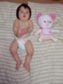 [テツ月誕生日]1歳(2009/6/1)