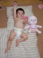 [テツ月誕生日]1歳1ヵ月(2009/7/1)
