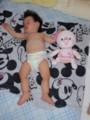 [テツ月誕生日]1歳2ヵ月(2009/8/1)