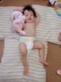 [テツ月誕生日]1歳3ヵ月(2009/9/1)