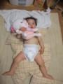 [テツ月誕生日]1歳6ヵ月(2009/12/1)