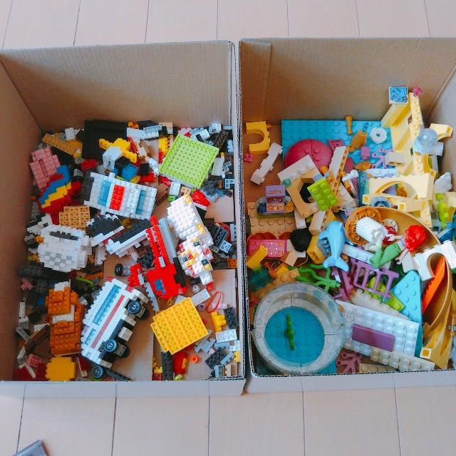 100均でレゴやブロックのおもちゃ収納