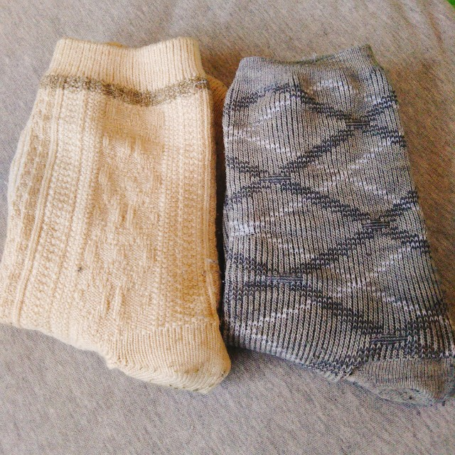 ユニクロのヒートテック靴下の口コミ