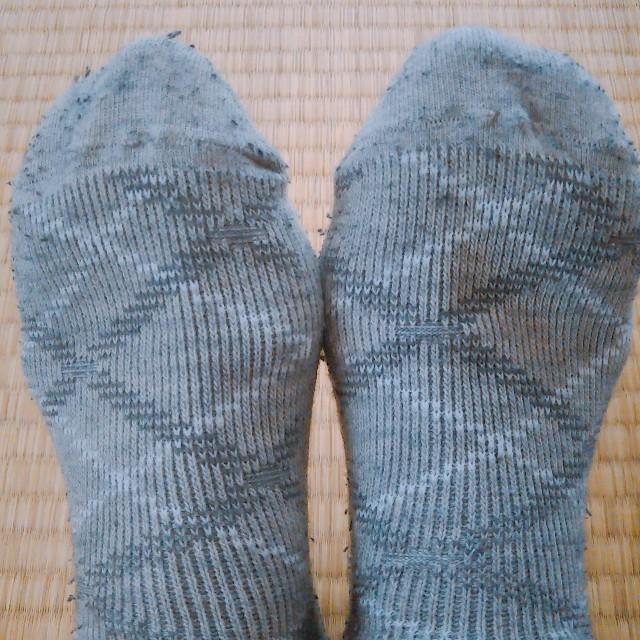 ユニクロのヒートテック靴下を断捨離
