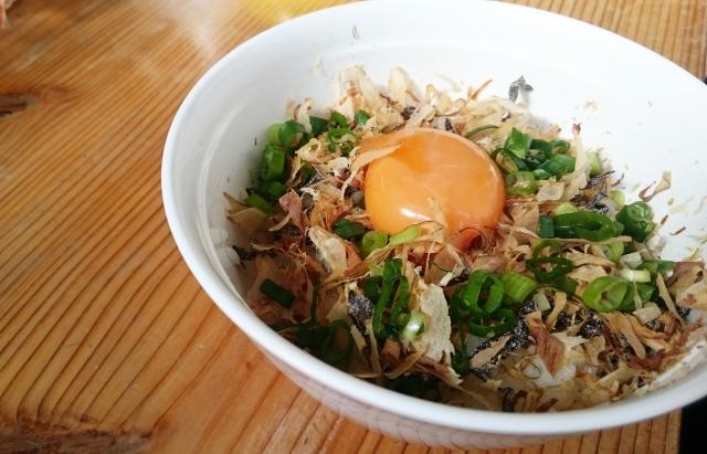 卵かけご飯に足すと栄養アップするもの
