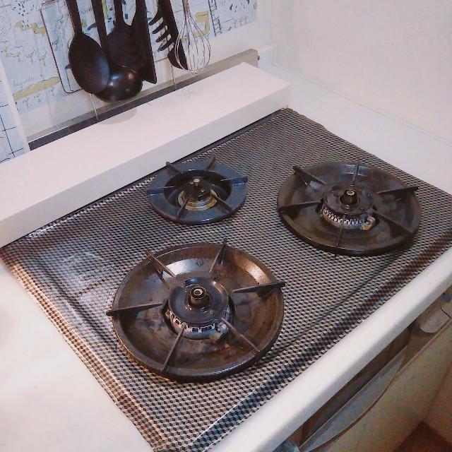 キッチン断捨離のビフォーアフター画像