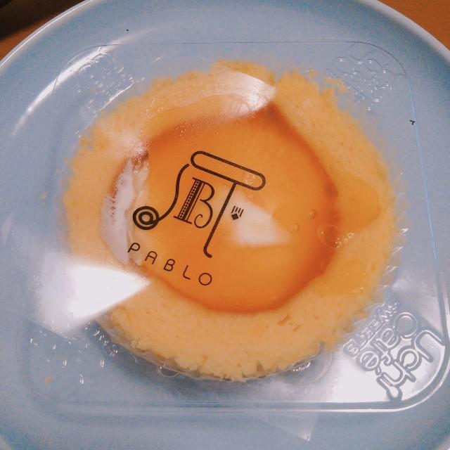 パブロとコラボのチーズロールケーキを食べてみた感想