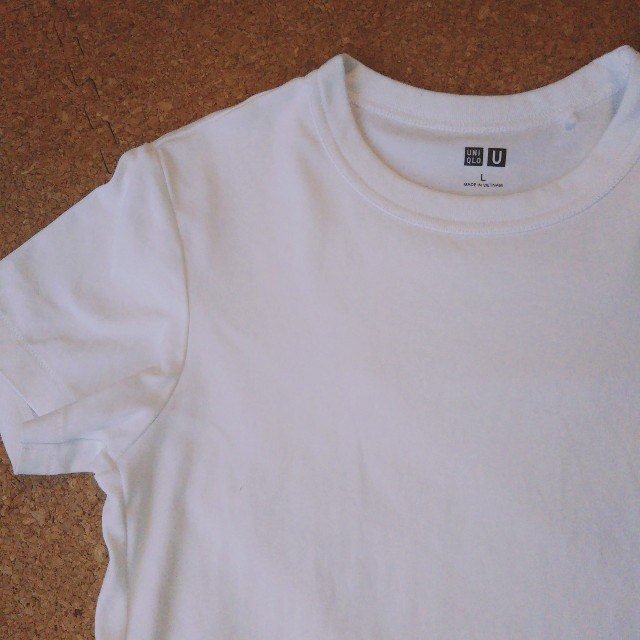 ユニクロユーのTシャツのサイズ感